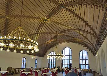 Der Festsaal im Alten Rathaus