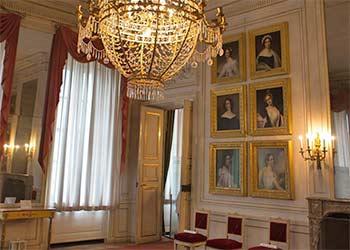 Schönheitengalerie König Ludwigs I.