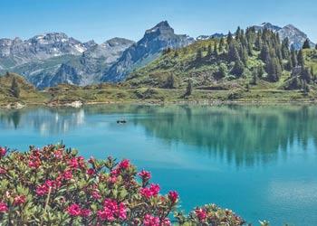 Schweiz - Alpenwelt