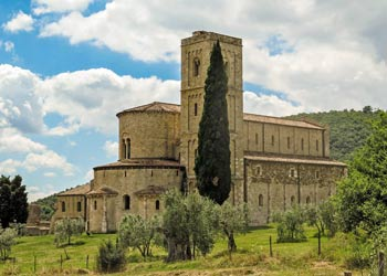Toskana - Kloster